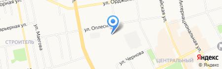 ЧИСТОFF на карте Сыктывкара