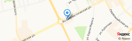 Банкомат Банк ВТБ 24 ПАО на карте Сыктывкара