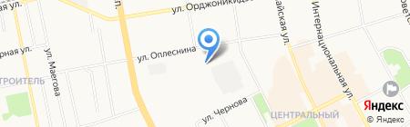 Red fox на карте Сыктывкара
