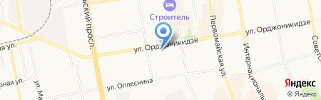 Дело и право на карте Сыктывкара