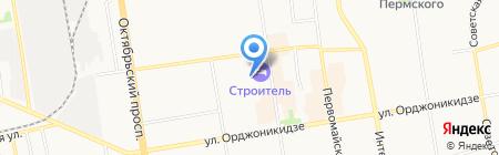 Капитель Арт на карте Сыктывкара