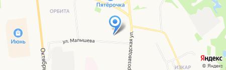 RomaRoma на карте Сыктывкара
