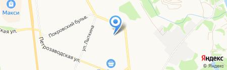 Строительная компания на карте Сыктывкара