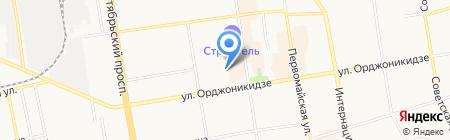 Шаляпин на карте Сыктывкара
