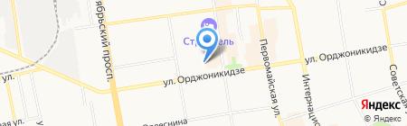 ШоуТехник на карте Сыктывкара