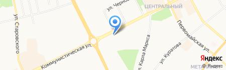 Центр распродаж мобильной электроники на карте Сыктывкара