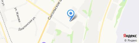 Медовая лавка на карте Сыктывкара