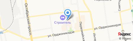 Банкомат Альфа-Банк АО на карте Сыктывкара