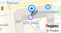 Компания Севергазстрой на карте