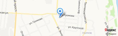 Стоматолог и Я на карте Сыктывкара