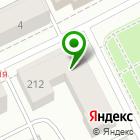 Местоположение компании Творческая мастерская архитектора В.А. Рачковского