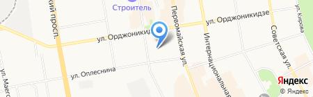 Лаборатория сравнительной кардиологии на карте Сыктывкара