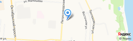 Зоологический образовательный музей на карте Сыктывкара