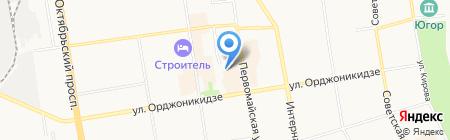 Республиканский центр поддержки молодежных инициатив на карте Сыктывкара