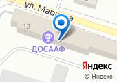 УАЗ-Центр на карте