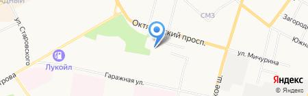 KHOLIN-HOTEL на карте Сыктывкара
