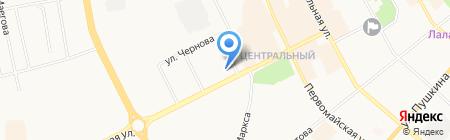 Коми научный центр Уральского отделения РАН на карте Сыктывкара