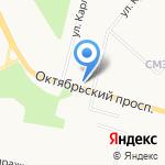 AZAЛИЯ на карте Сыктывкара