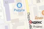 Схема проезда до компании Вечеринка в Сыктывкаре
