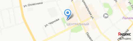 Агентство Республики Коми по печати и массовым коммуникациям на карте Сыктывкара