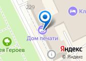 Агентство Республики Коми по печати и массовым коммуникациям на карте