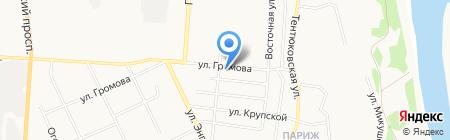 Аудит-сервис на карте Сыктывкара