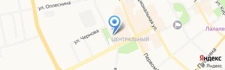 OZON.RU на карте Сыктывкара