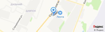 АВТОФИШКА на карте Сыктывкара