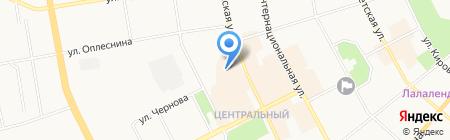 ОТЛИЧНЫЕ ОКНА на карте Сыктывкара