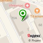 Местоположение компании РЕКБИЗ