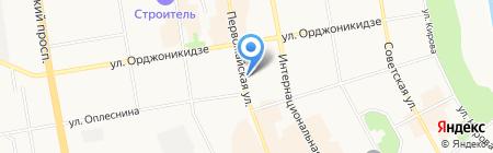 КомиФерма на карте Сыктывкара