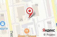 Схема проезда до компании Банкомат, Банк ВТБ 24 в Новочебоксарске