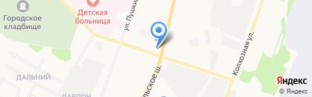 Региональный центр развития социальных технологий на карте Сыктывкара