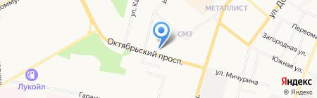 Центр дополнительного образования детей №35 на карте Сыктывкара