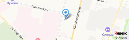 Республиканский центр психолого-педагогической на карте Сыктывкара