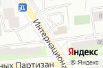 Схема проезда до компании Нефтедорстрой в Сыктывкаре