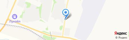Шиносервис на Колхозной на карте Сыктывкара