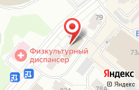 Схема проезда до компании Леспроминвест в Сыктывкаре