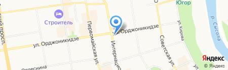 Бархатный сезон на карте Сыктывкара