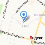 E-SMOKE. CLUB на карте Сыктывкара