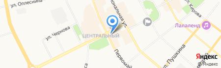 Своими руками на карте Сыктывкара