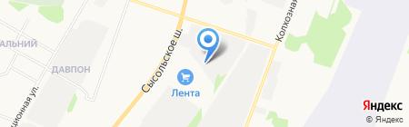 Avtohelp на карте Сыктывкара