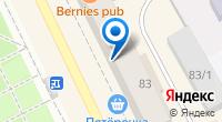 Компания Стэла на карте