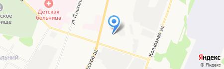 Центр реабилитации на карте Сыктывкара