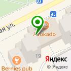 Местоположение компании Заколочка