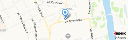 Бизнес Софт Консалтинг на карте Сыктывкара
