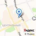 Дом-Стиль на карте Сыктывкара