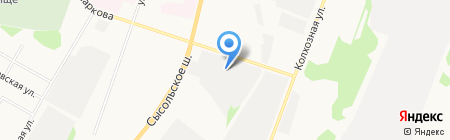 HILTI на карте Сыктывкара