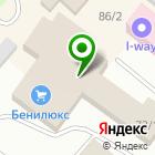 Местоположение компании Центр перепланировки помещений Республики Коми