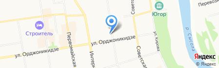 ПРОМЭКС на карте Сыктывкара